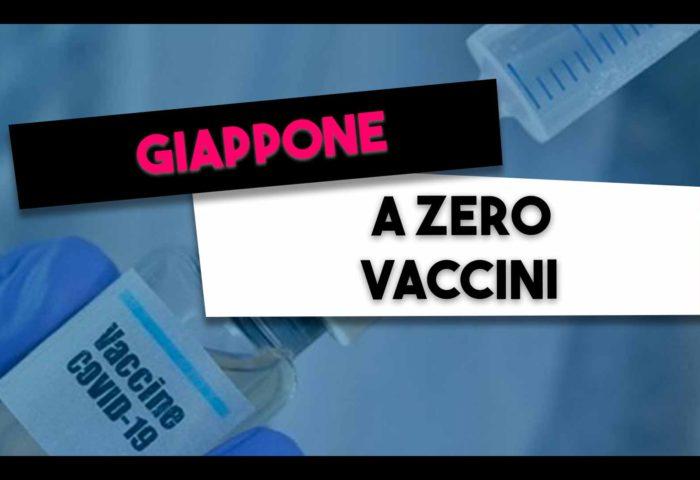 giappone vaccini