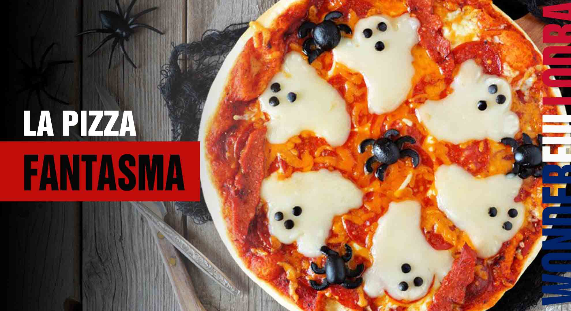 ghost pizza londra