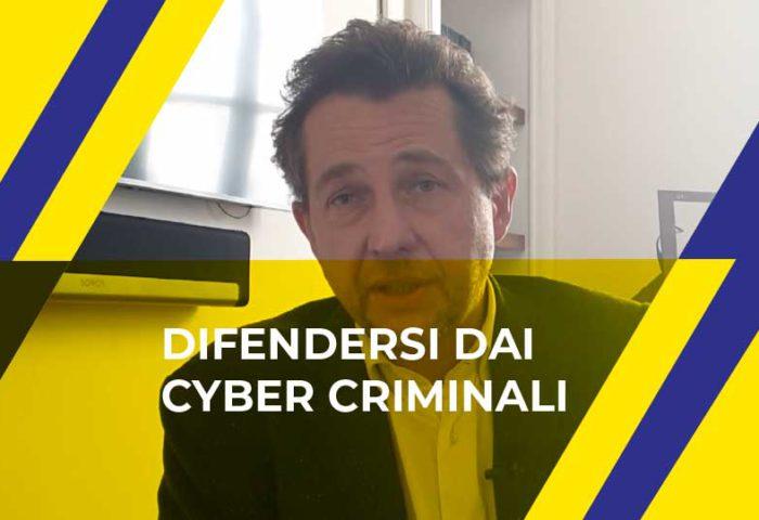 cyber criminali