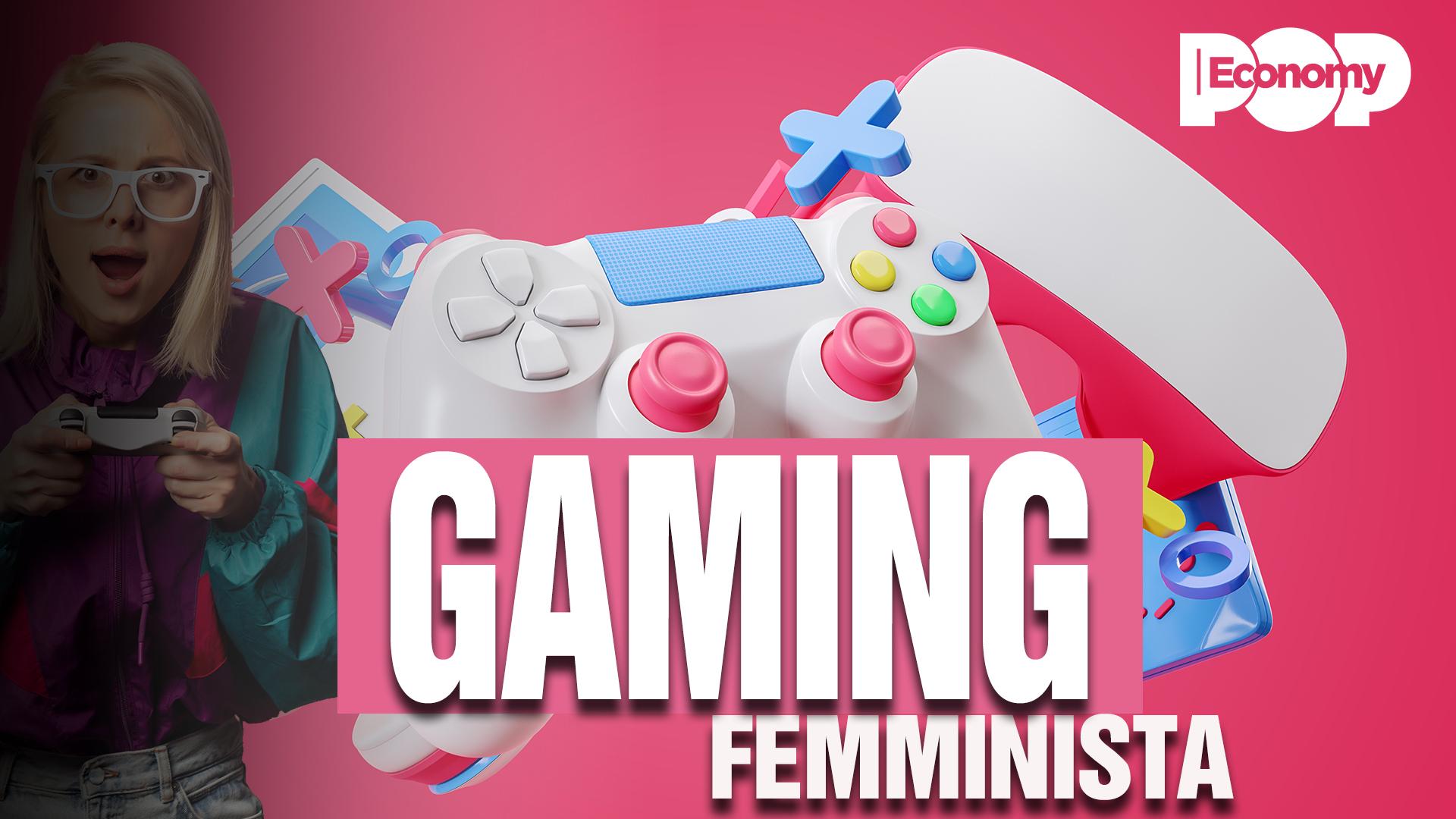 gaming femminsita