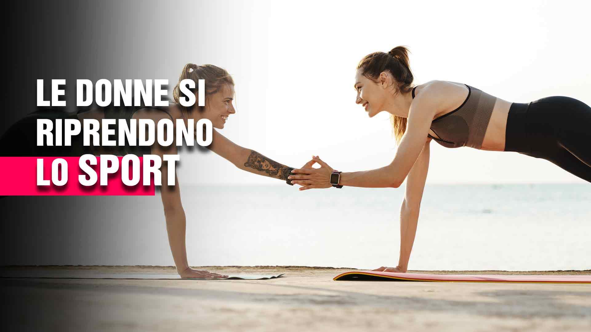 donne sport