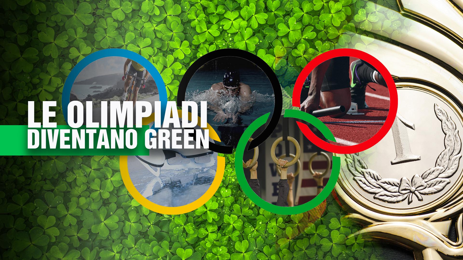 olimpiadi green
