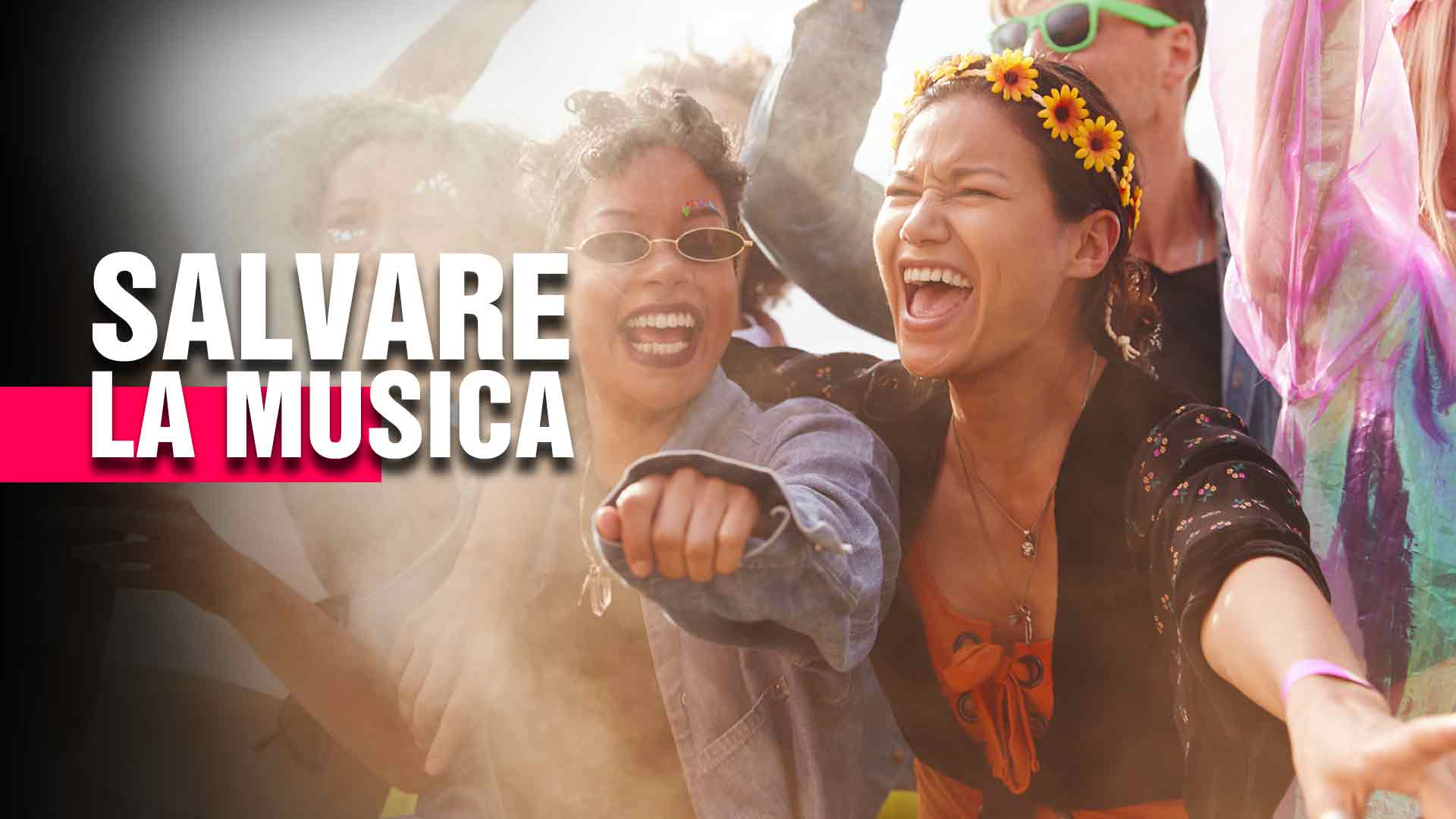 salvare la musica