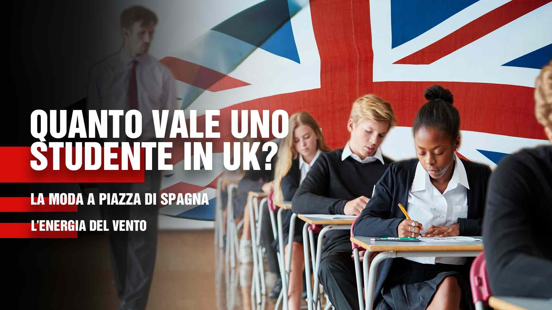 studente UK
